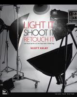 Light It, Shoot It, Retouch It