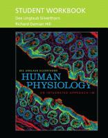 Human Physiology An Integrated Approach (work - 6th)