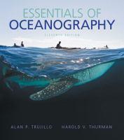 Essentials Of Oceanography (11th)