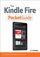 The Kindle Fire