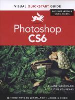 Photoshop CS6 for Windows and MacIntosh