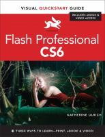 Flash Professional CS6