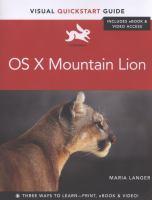 Image: OS X Mountain Lion