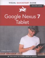 Google Nexus 7 Tablet