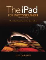 The IPad for Photographers