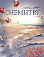 Introductory  Chemistry (text - 5th)