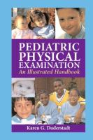 Pediatric Physical Examination