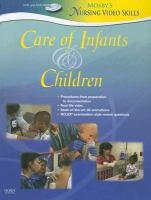 Care of Infants & Children