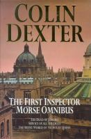 The First Inspector Morse Omnibus