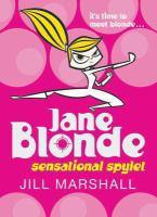Jane Blonde Sensational Spylet
