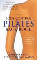 The Body Control Pilates Back Book