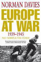 Europe at War 1939-1945