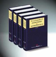 Encyclopedia of Astronomy and Astrophysics
