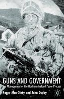 Guns and Government