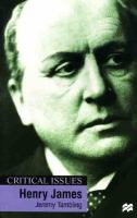 Henry James (Critical Issues)