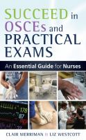 Succeed in OSCEs and Practical Exams