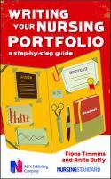 Writing your Nursing Portfolio
