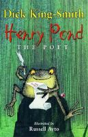Henry Pond the Poet