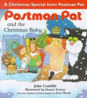 Postman Pat and the Christmas Baby
