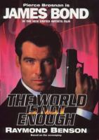 Ian Fleming's James Bond in The World Is Not Enough