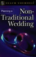 Planning A Non-traditional Wedding