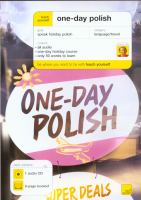 One-day Polish