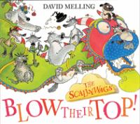 The Scallywags Blow Their Top