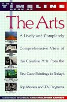 The Timeline Book of the Arts