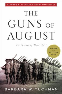 Cover image for The Guns of August