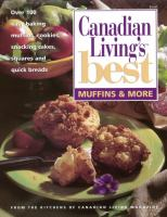 Canadian Living's Best Muffins & More