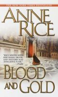 Blood and Gold, Or, The Story of Marius