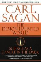 The demon-haunted world : science as a candle in the dark