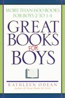 Great Books for Boys