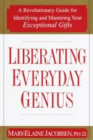 Liberating Everyday Genius