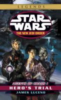 Star Wars; The New Jedi Order; Agents of Chaos; Heroes Trial