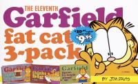 The Eleventh Garfield Fat Cat 3-pack