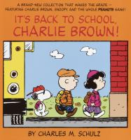 It's Back to School, Charlie Brown!