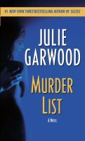 Murder List: A Novel