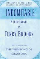 Indomitable: the Epilogue to the Wishsong of Shannara