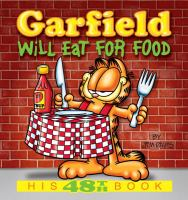 Garfield Will Eat for Food