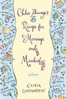 Chloe Zhivago's Recipe For Marriage And Mischief