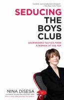 Seducing the Boys Club