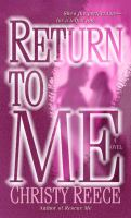 Return To Me : A Novel