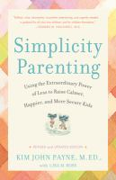 Image: Simplicity Parenting