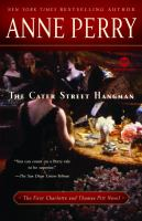 The Cater Street Hangman