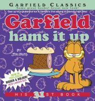 Garfield Hams It up