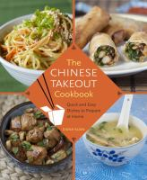 The Chinese Takeout Cookbook