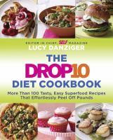 The Drop 10 Diet Cookbook