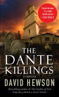 The Dante Killings