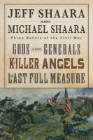 Three Novels of the Civil War